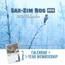 COVER 2016 FOSZB calendar plus 1-year membership