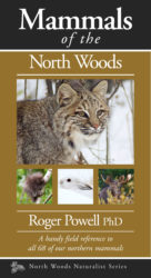 Cover Mammals North Woods front only